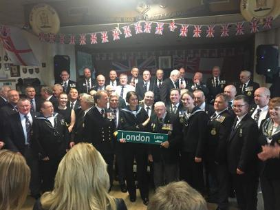 Exeter Reunion, White Ensign Club, Exeter